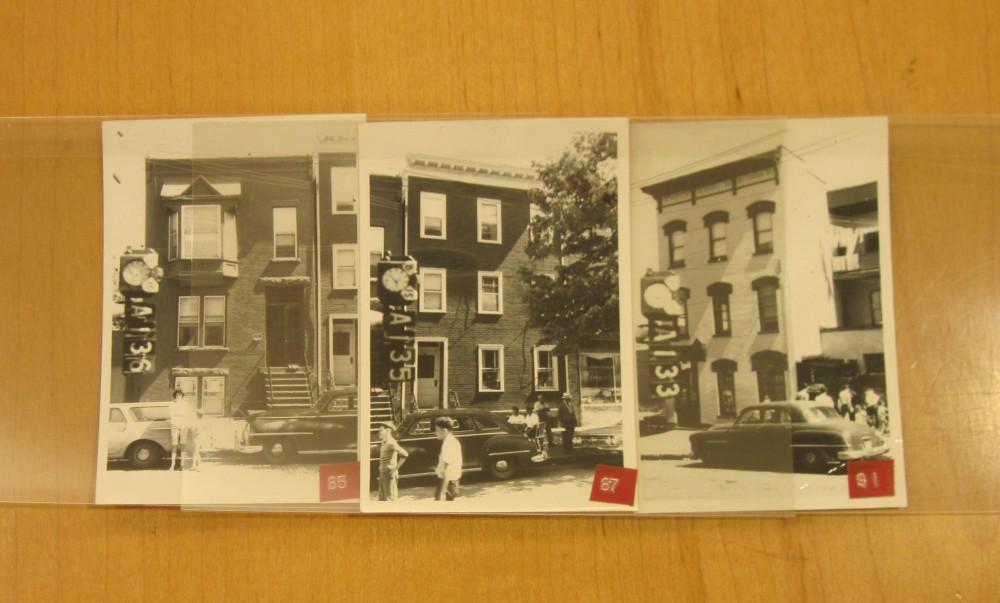 A S. Hawk streetscape. Albany Institute.