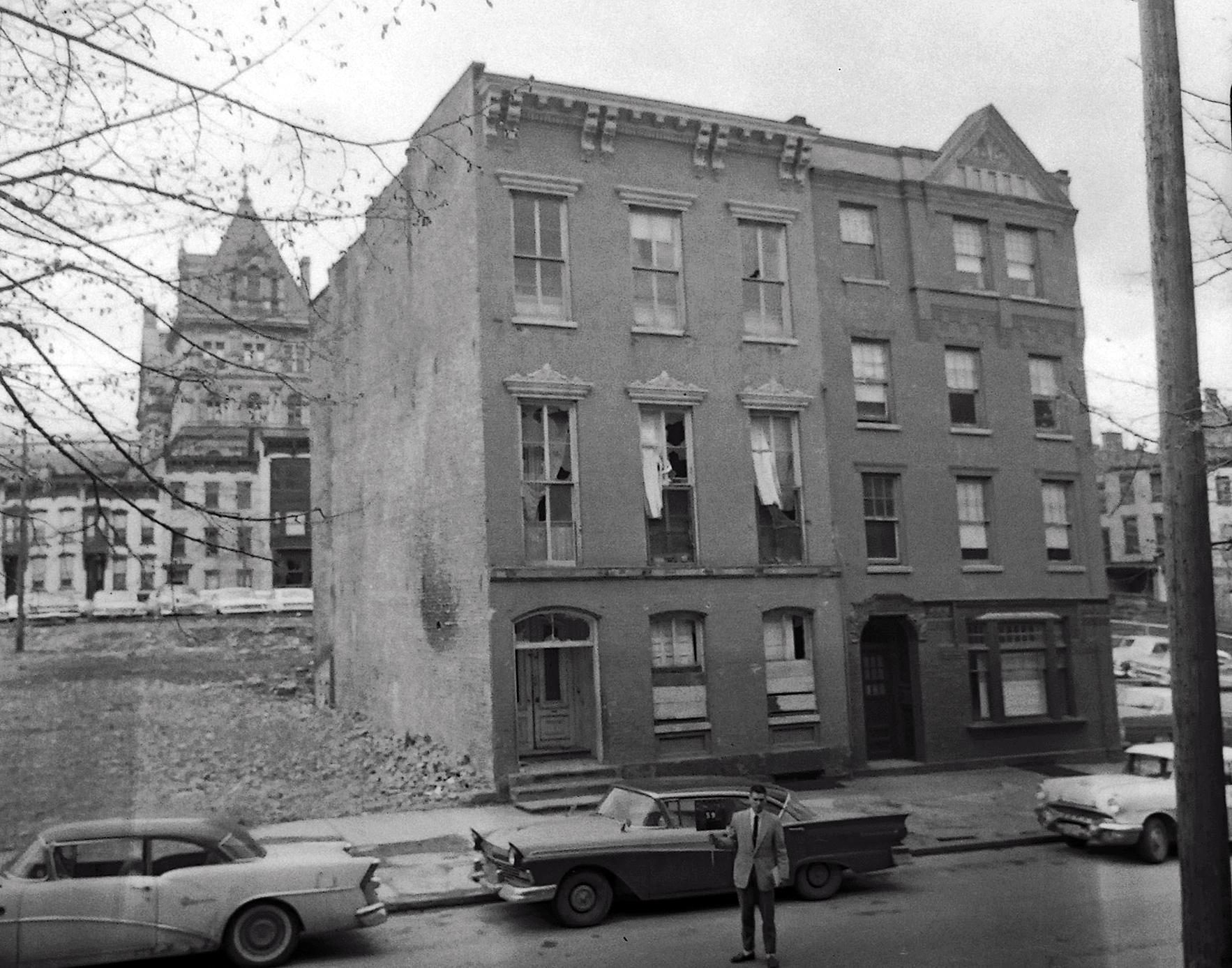 Lancaster boarding house