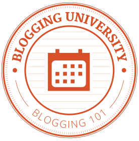 Blogging 101 seal