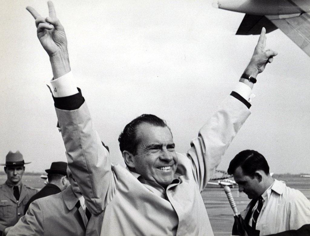 nixon in albany rocky in washington 98 acres in albany richard nixon at albany airport photo by arnold le fevre used by permission of the times union